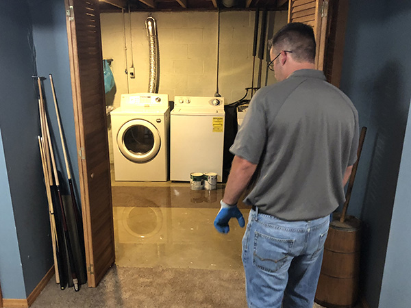 Water Damage Cleveland OH