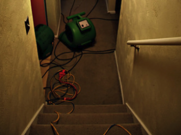 Basement Water Damage Cleveland OH